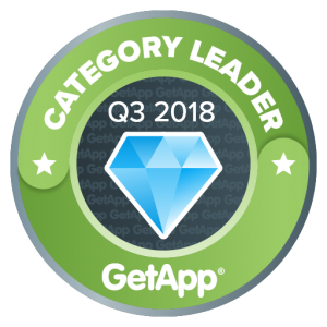 "Image SharpSpring Recognized as the #1 ""Marketing Automation Category Leader"" for Q3 by GetApp"
